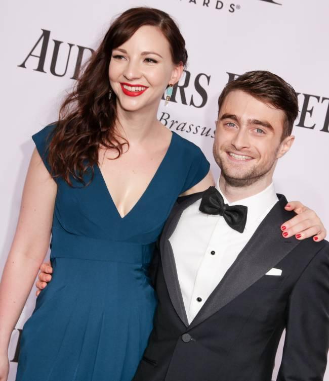 Гарри Поттер женится: Дэниэл Рэдклифф сделал предложение своей возлюбленной