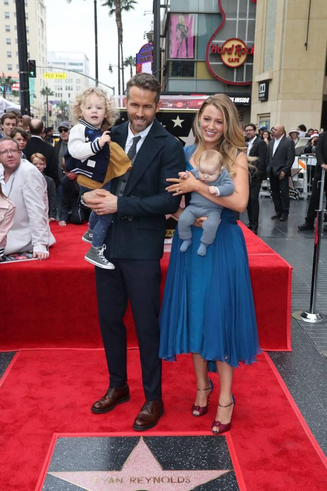 Райан Рейнольдс и Блейк Лайвли планируют усыновить ребенка блейк лайвли оскар 2019