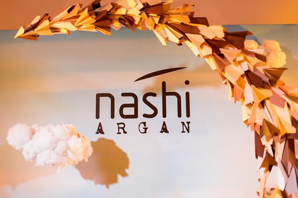 Светский Киев встретил бьюти-бренд NASHI ARGAN