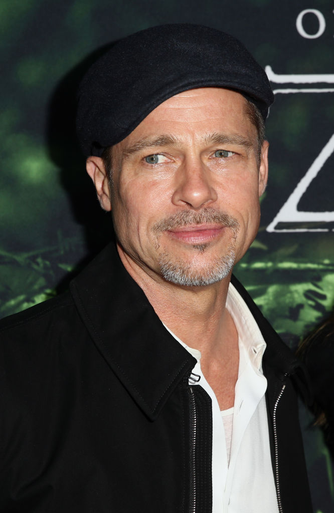 Брэд Питт высказался о разводе с Анджелиной Джоли