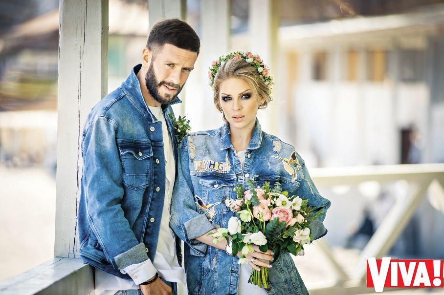 Яна Глущенко вышла замуж