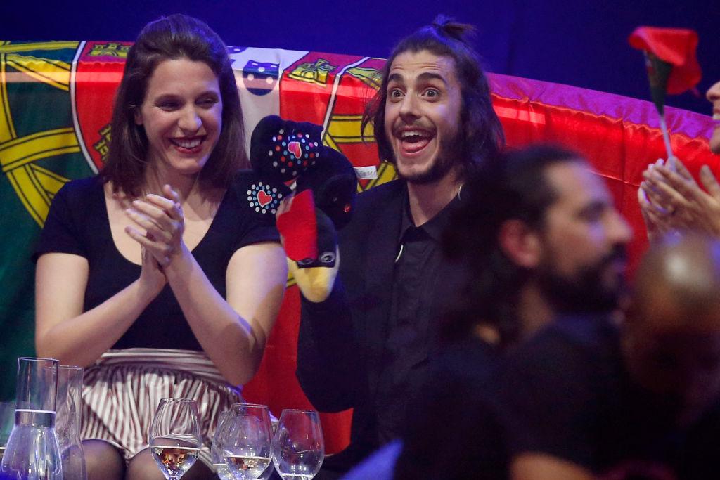 Сальвадор Собрал в финале Евровидения