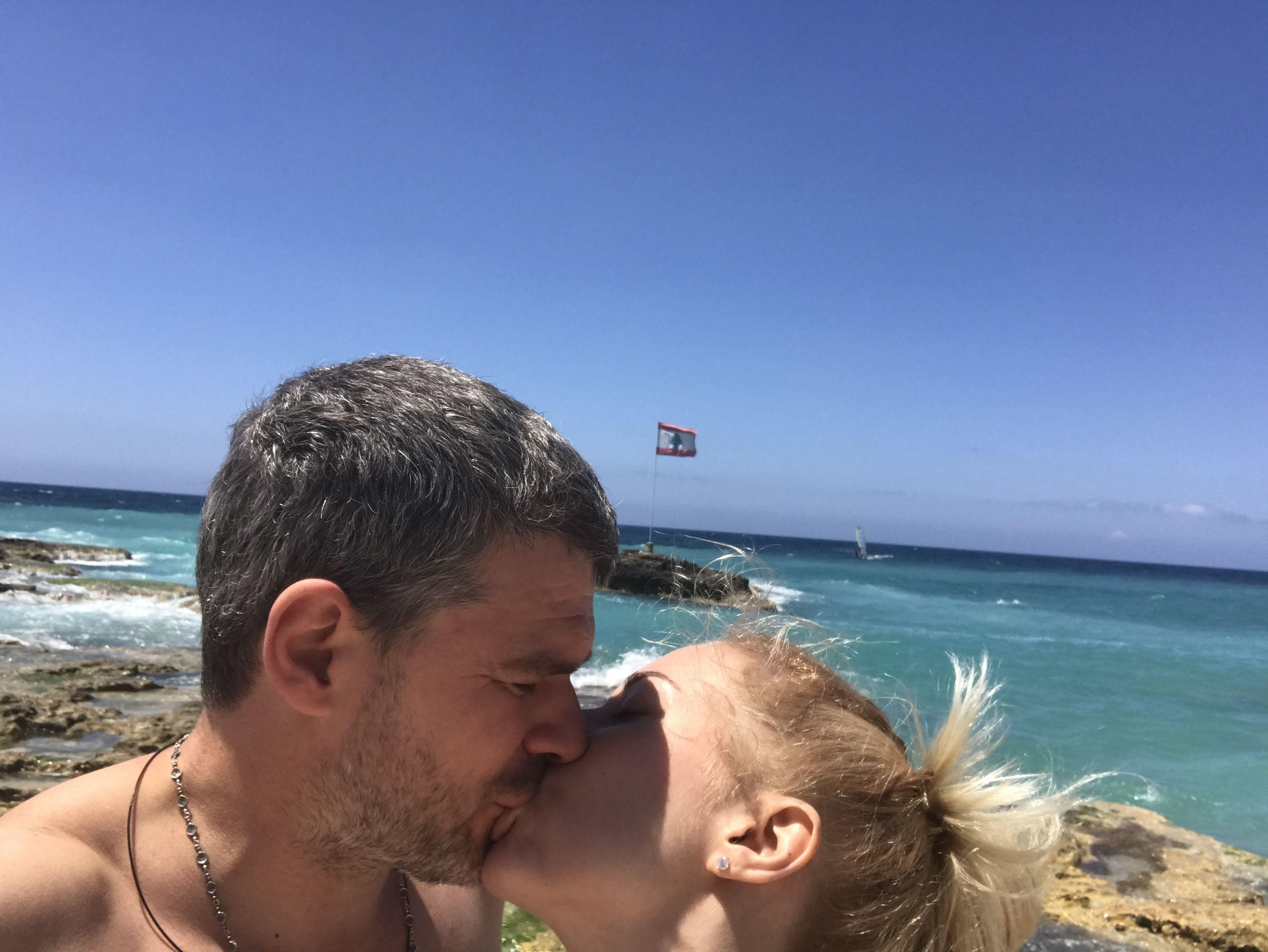 Тоня Матвиенко и Арсен Мирзоян отдохнули в Ливане