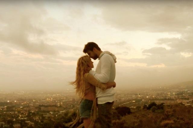 Любовь на экране: Жерар Пике снялся в новом клипе жены Шакиры
