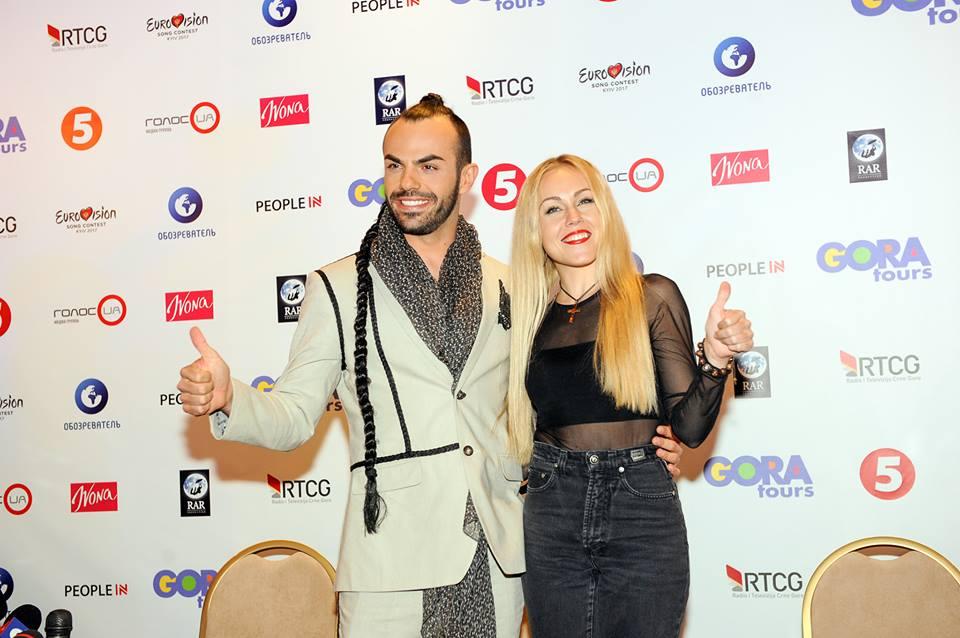 Балканское Евровидение ознаменовало новый этап черногорско-украинских отношений