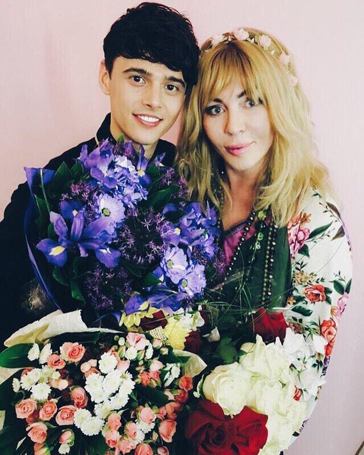 Alekseev и Ирина Билык