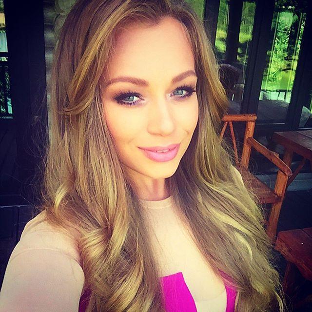 Неожиданно: Яна Соломко показала новый цвет волос