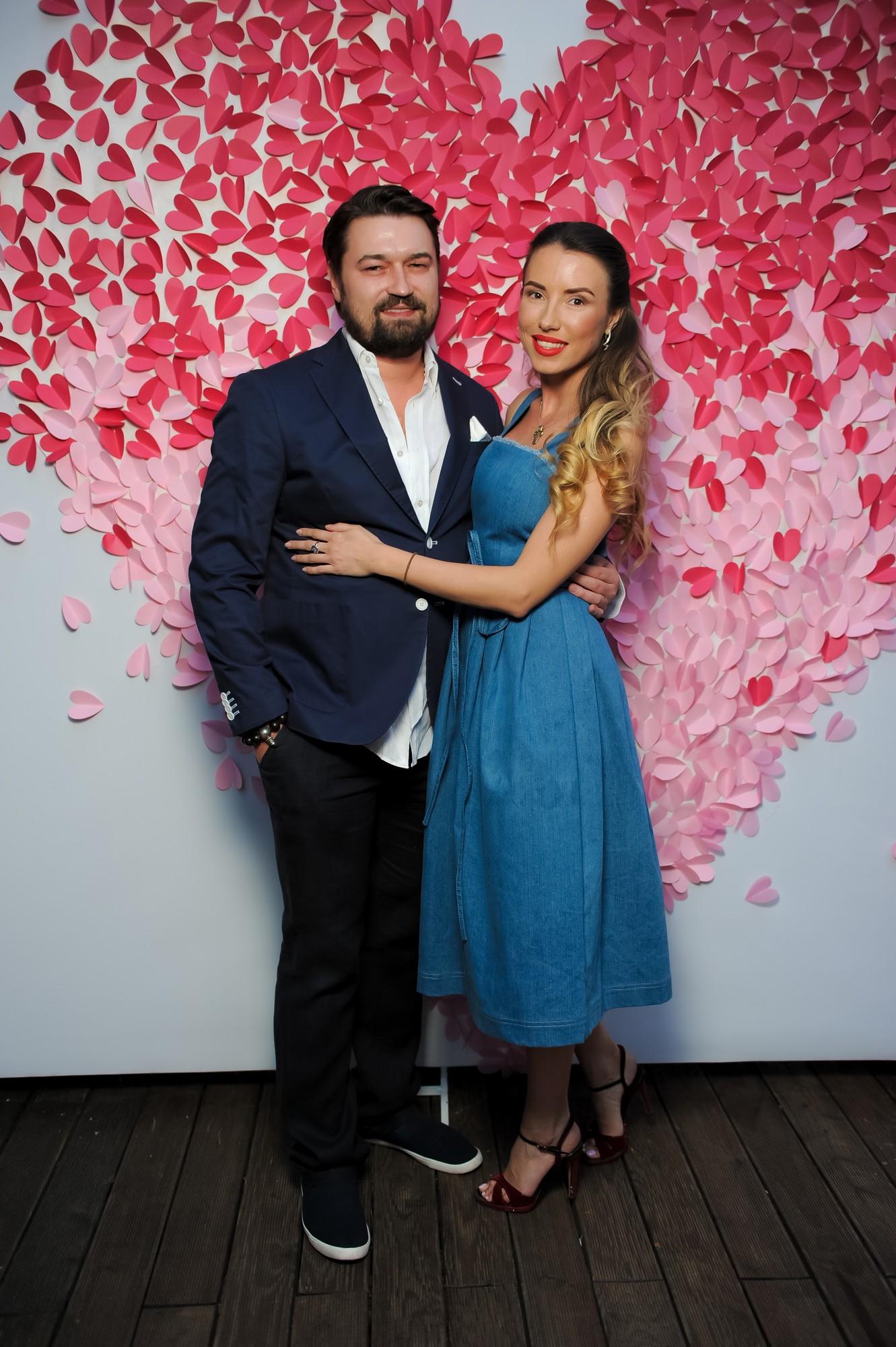 Андрей Ющенко и его новая девушка