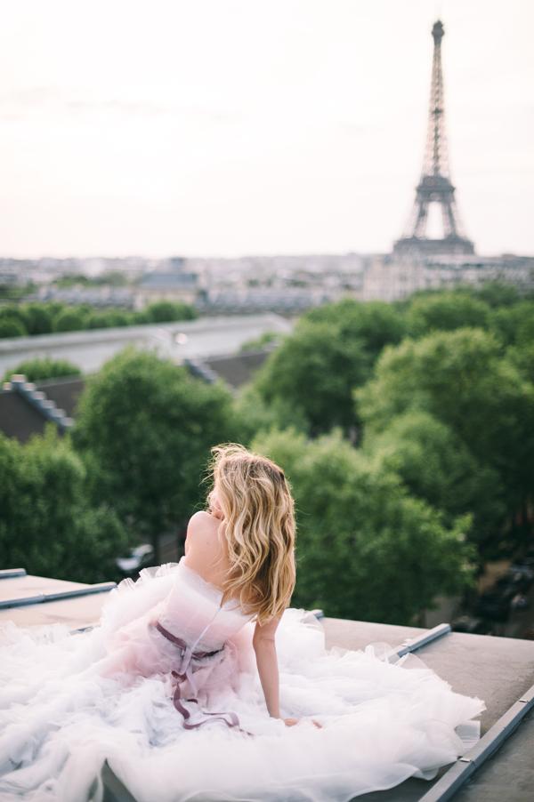 Oh My Look с Верой Брежневой в Париже