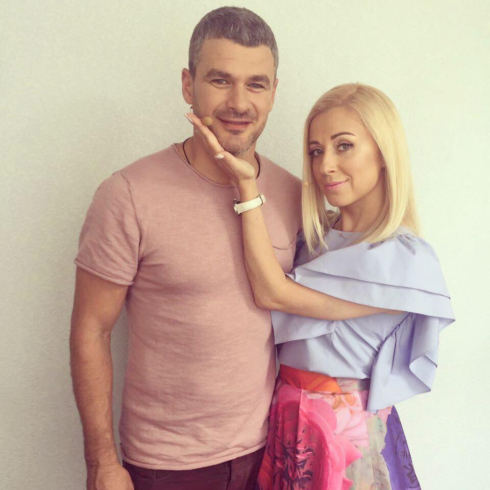 Тоня Матвиенко и Арсен Мирзоян 2017