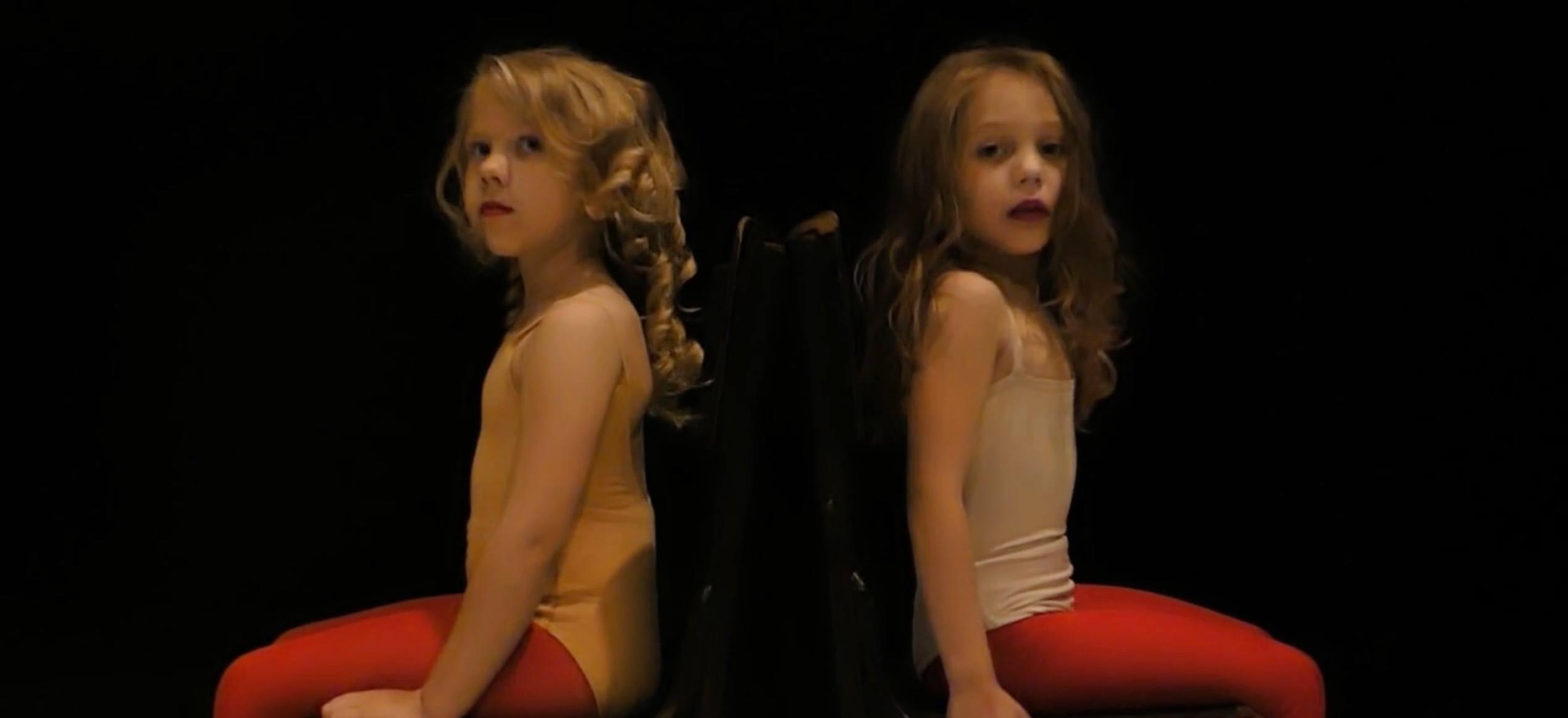 Секс ролики маленьких девочек