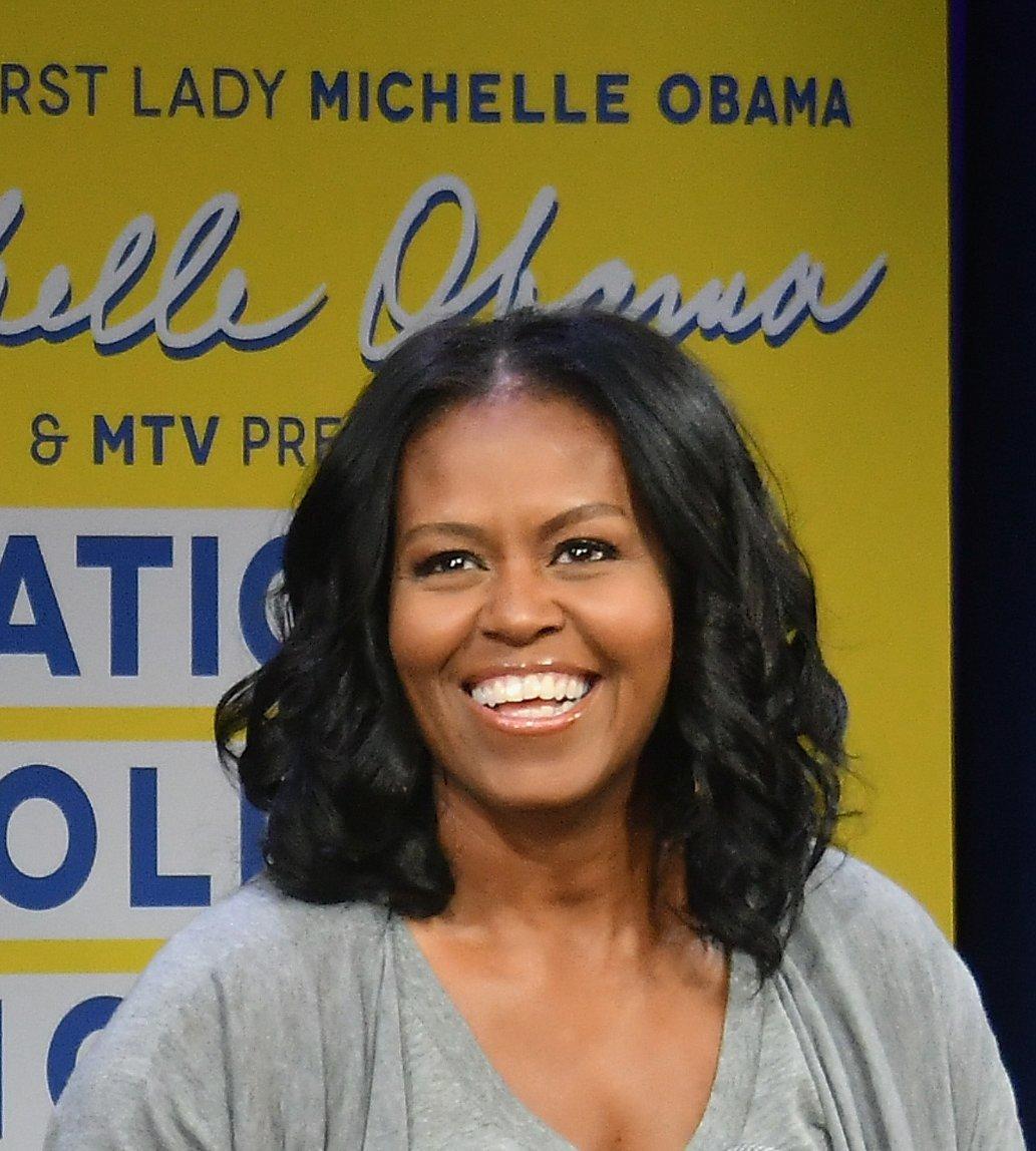 Мишель Обама устроила спортивный флешмоб