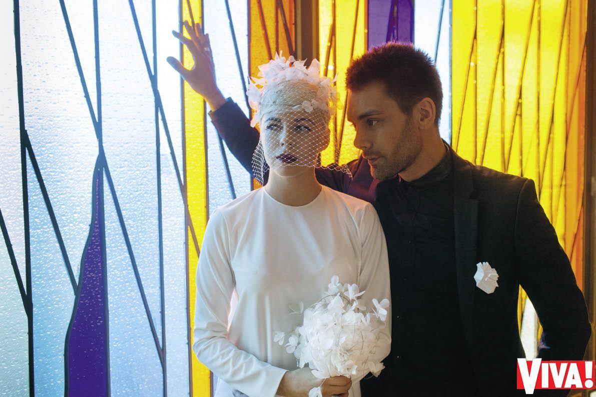 Onuka и The Maneken отмечают годовщину свадьбы