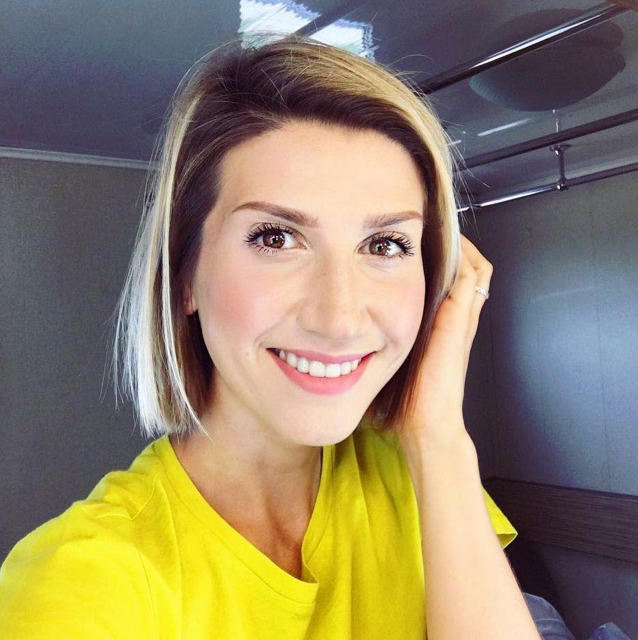 Анита Луценко поделилась фотографией дочки Мии
