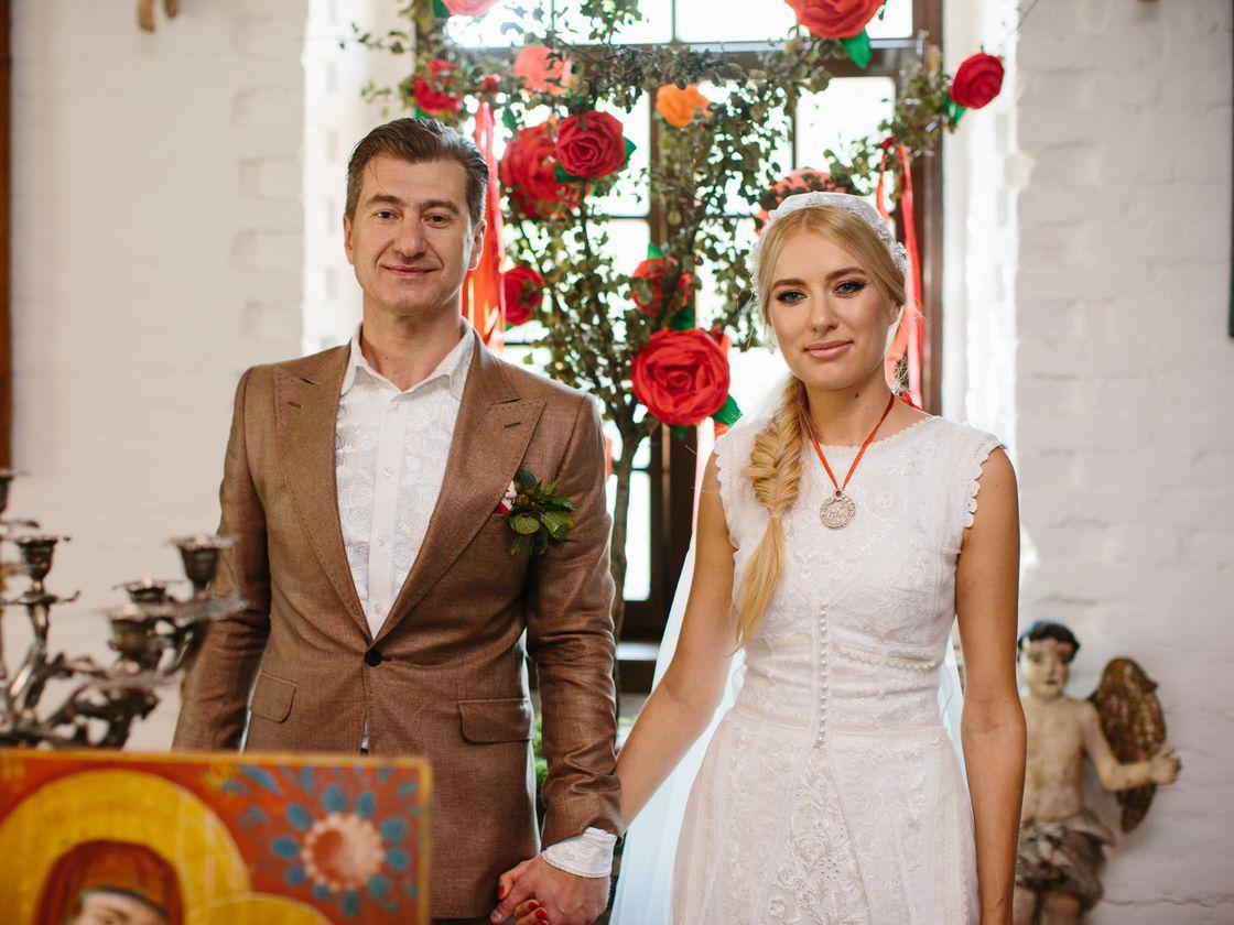 Ольга Горбачева показала эксклюзивное свадебное видео из семейного архива