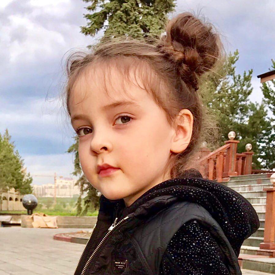 Дочь Филиппа Киркорова