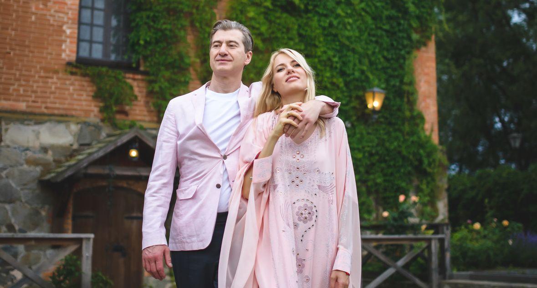 Ольга Горбачева и Юрий Никитин отметили годовщину свадьбы