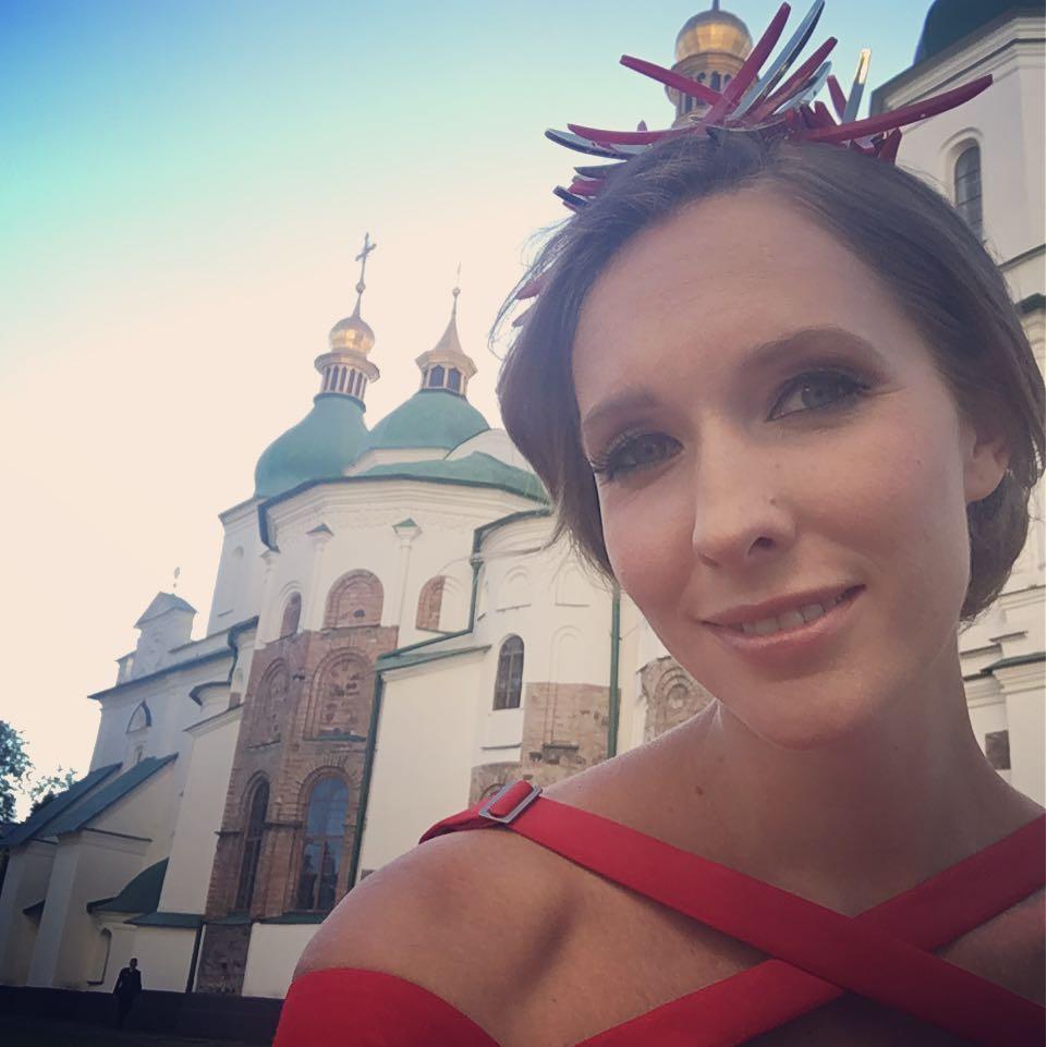 Катя Осадчая фото 2017