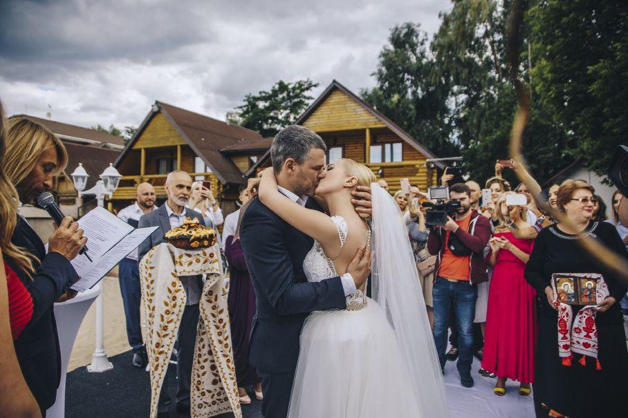 Тоня Матвиенко и Арсен Мирзоян свадьба