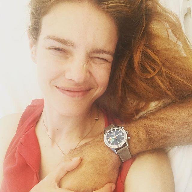 Наталья Водянова засыпала сеть милыми снимками с детьми