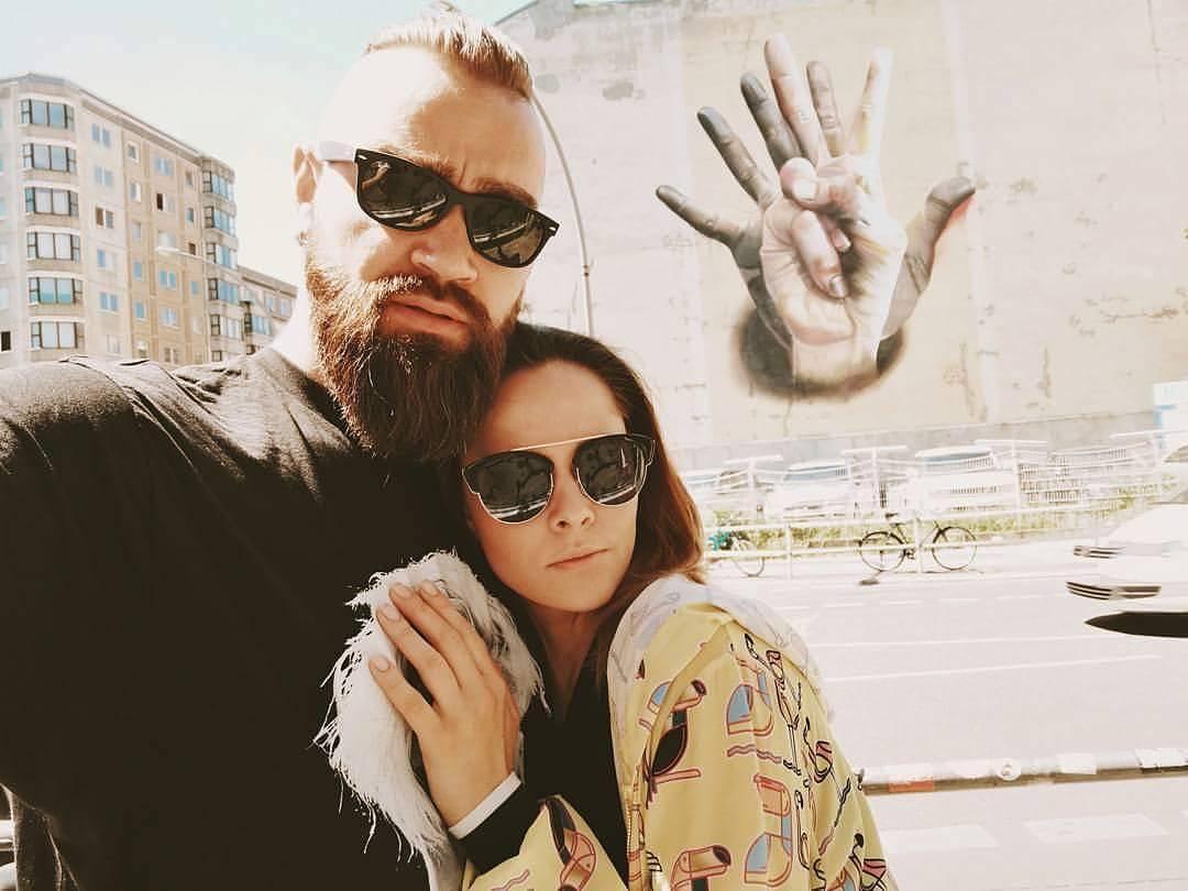 Юлия Санина и Вал Бебко показали подросшего сына