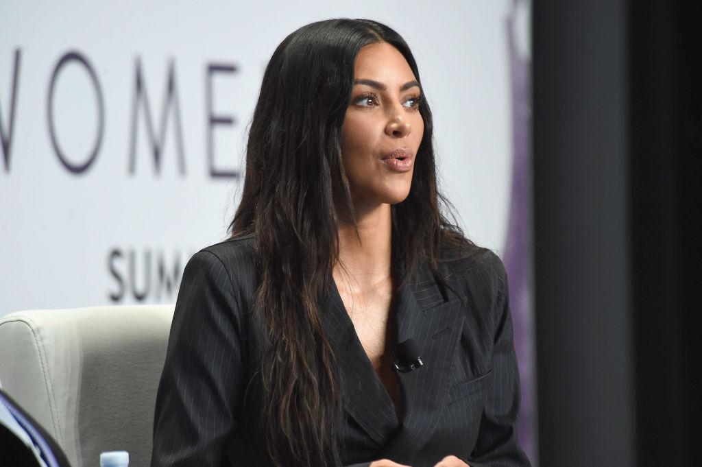 Ким Кардашьян беременна третьим ребенком - СМИ
