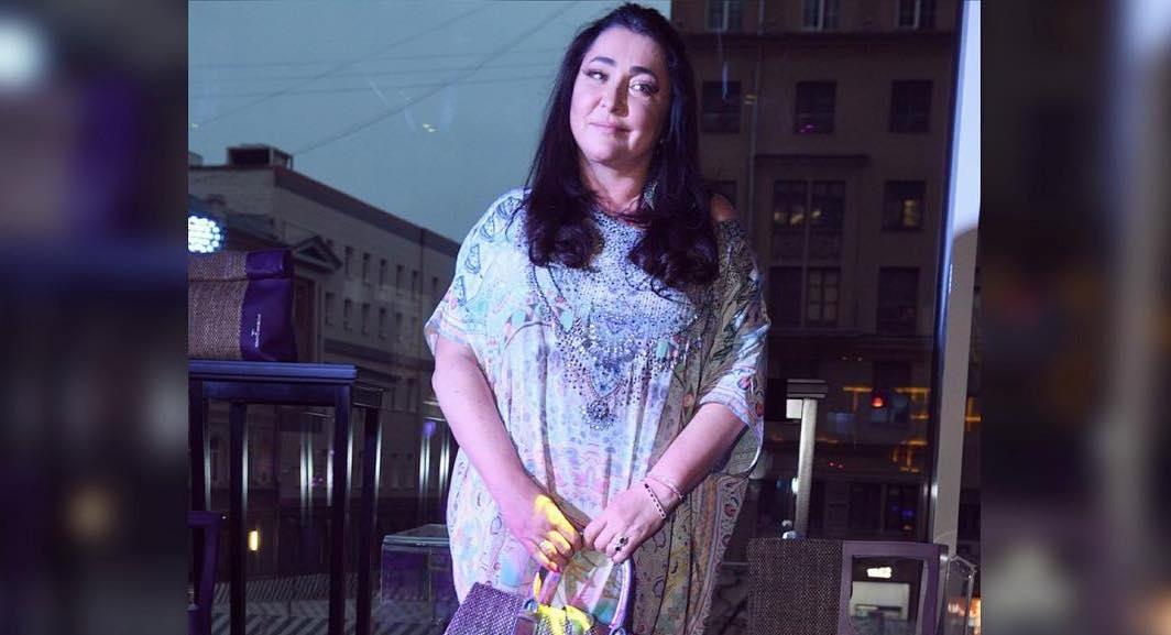 Фото Лолиты Милявской в облегающем полупрозрачном боди стало поводом для насмешек