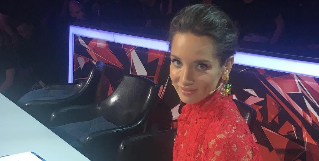 Татьяна Денисова участвует в танцевальной шоу в России