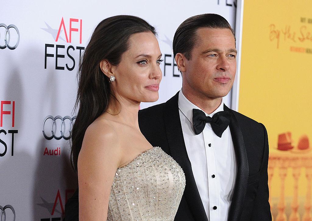 Анджелина Джоли и Брэд Питт передумали разводиться - СМИ