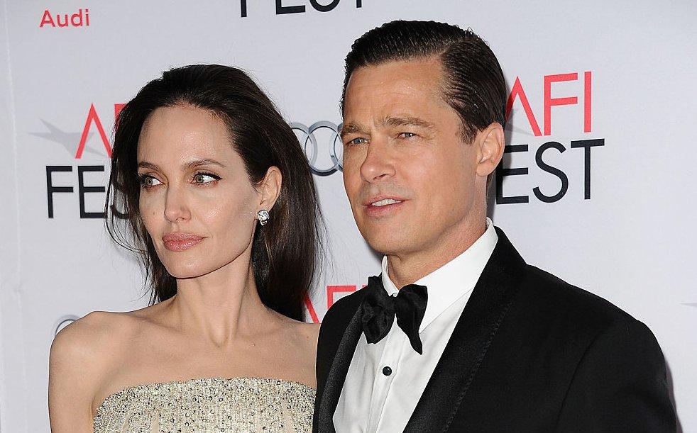 """Инсайдеры о разводе Джоли и Питта: """"О воссоединении не может быть и речи"""""""