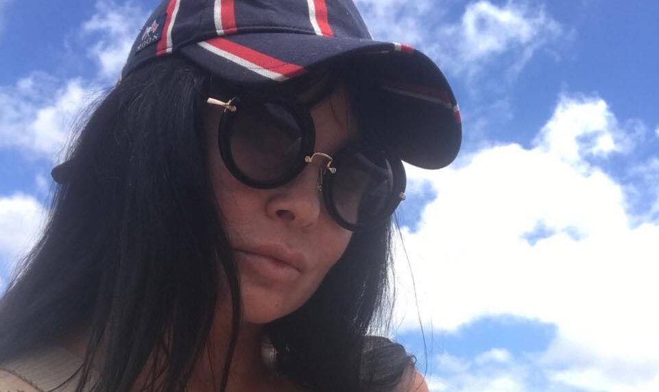 Ассия Ахат отдохнула на Гавайях