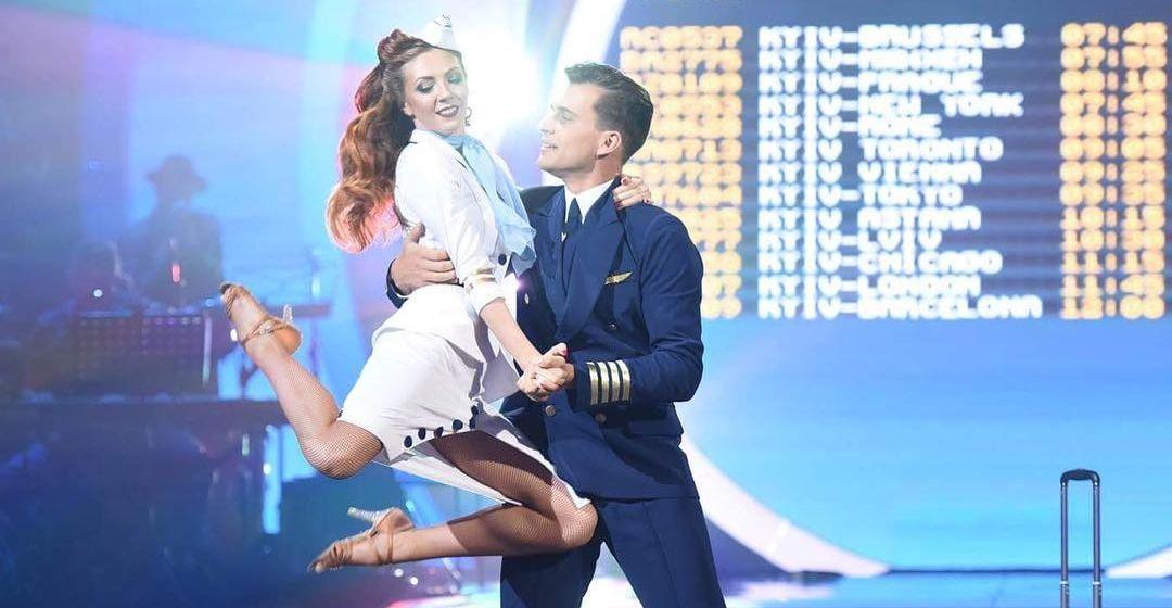 Александр Скичко и Анна Паламарчук