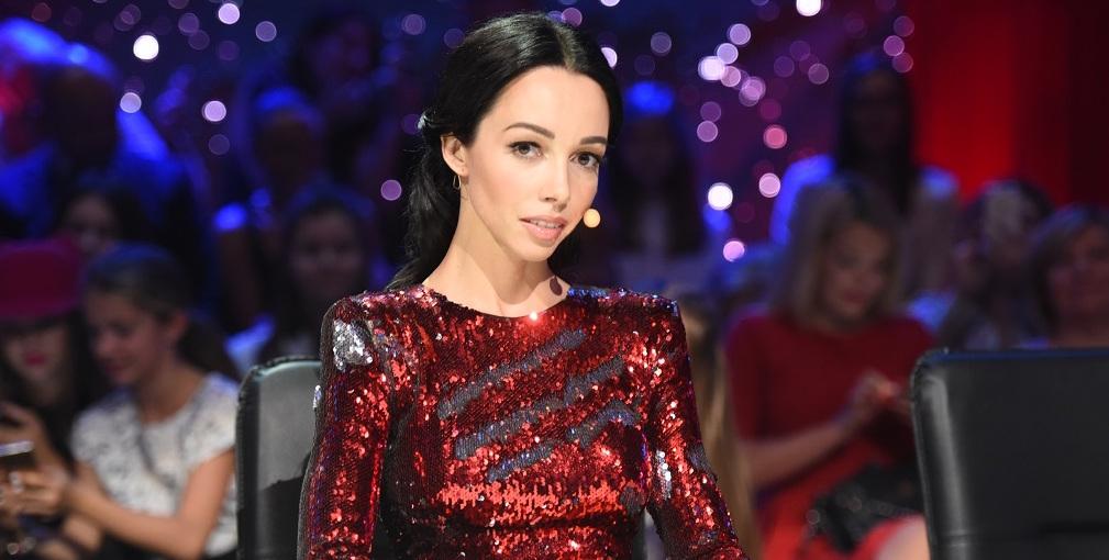 Судья шоу Танці з зірками Екатерина Кухар восхитила изысканным нарядом