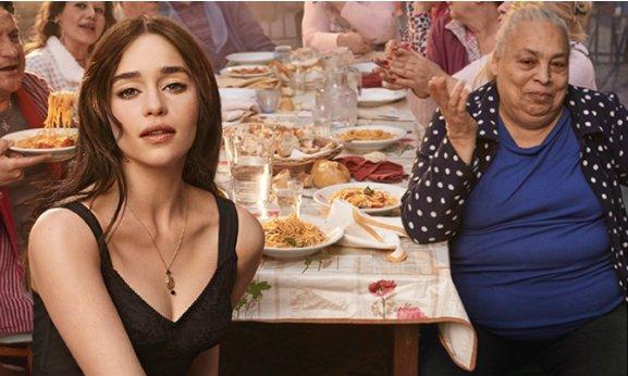 Эмилия Кларк и Кит Харингтон стали новыми лицам Dolce&Gabbana