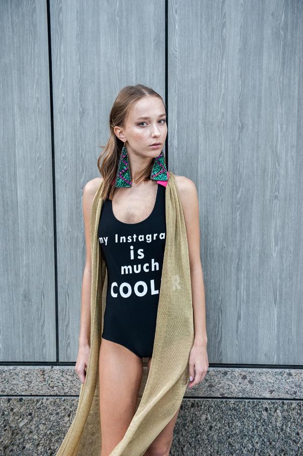 Девочка, живущая в сети - Elena Burba презентовала коллекцию весна-лето 2018