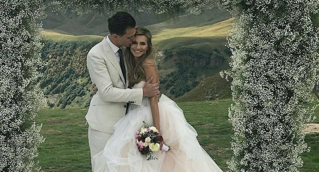 Свадьба Александра Скичко и Елизаветы Юрушевой