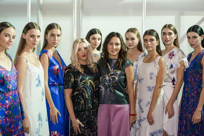 презентация новой коллекции Couture de Fleur Свидание в Портофино