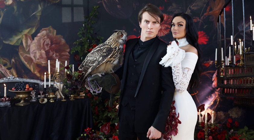 Алена Водонаева вышла замуж: первые фото со свадьбы