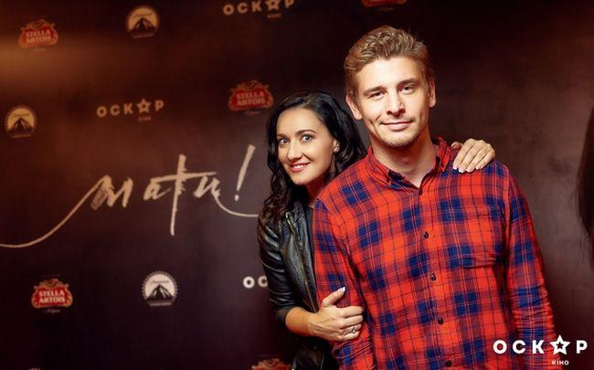 """Украинские звезды побывали на премьере триллера """"Мать!"""""""