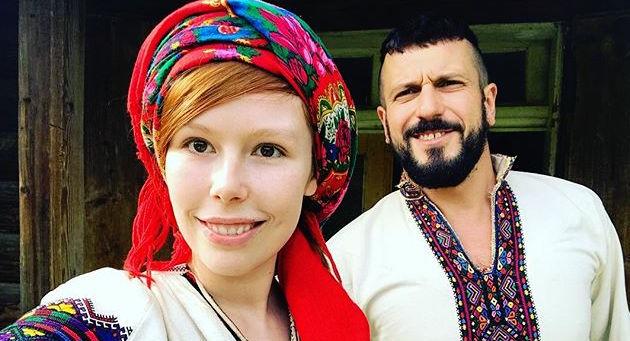 Ричард Горн и Соня Плакидюк