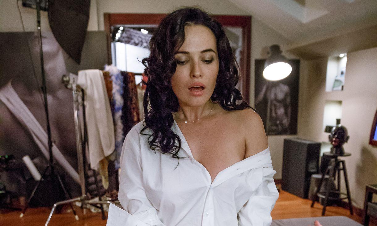 Даша Астафьева снялась в секс-комедии