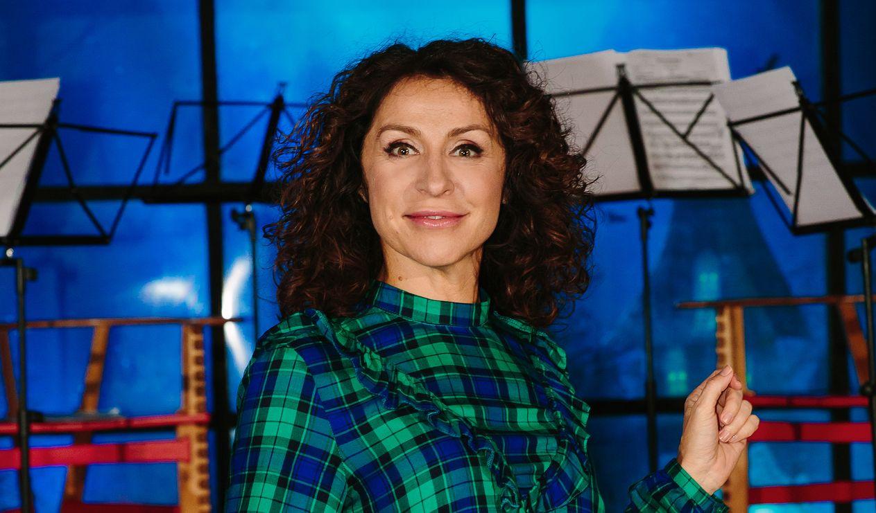 Надежда Матвеева на премьере шоу Дім таємничих пригод