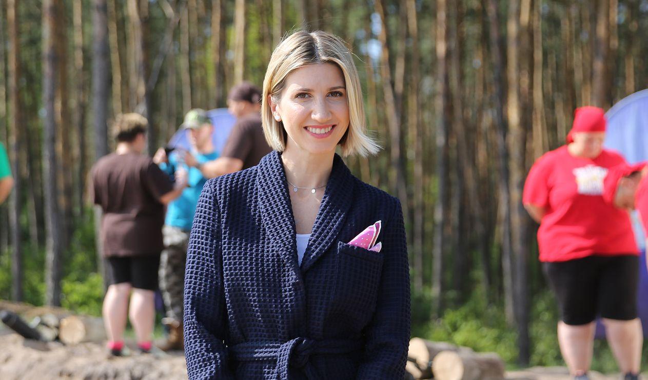 Анита Луценко в шоу Зважені та щасливі