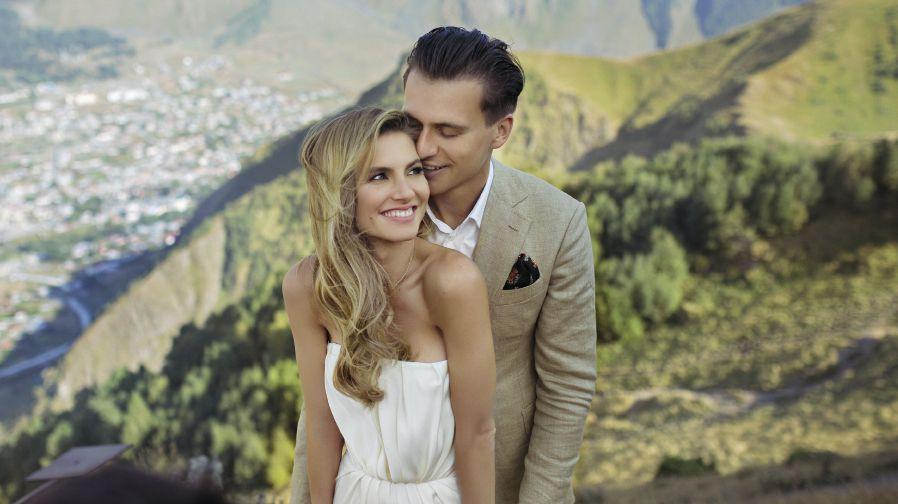 Александр Скичко и Елизавета Юрушева поженились