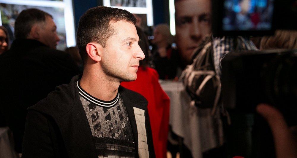 Владимир Зеленский: У меня нет большого желания участвовать в президентских выборах