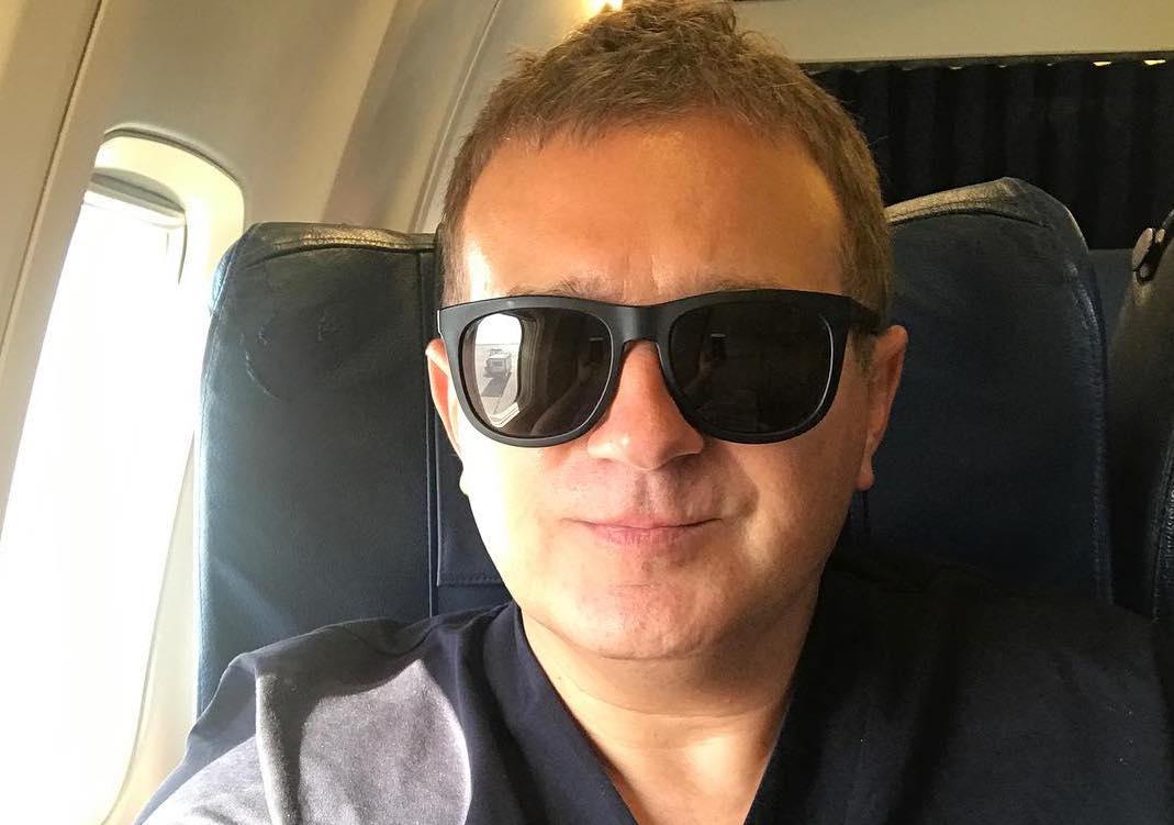 Юрий Горбунов рассказал о любимых местах отдыха в Украине