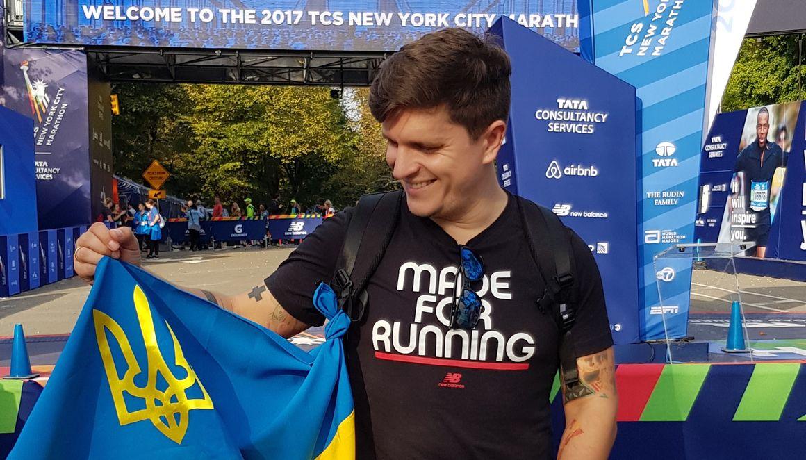 Анатолий Анатолич представил Украину на Параде наций в Нью-Йорке