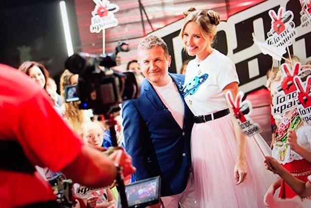 Редкие случай: Юрий Горбунов опубликовал общее фото с женой Катей Осадчей