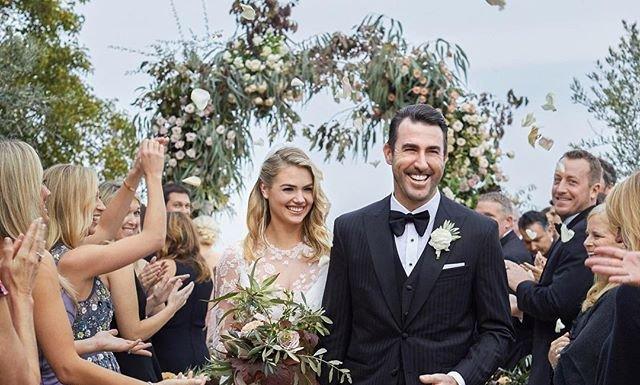 Невероятно красиво: Кейт Аптон поделилась первым свадебным фото