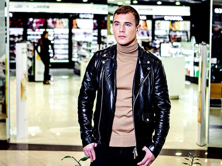 Вадим Олейник в проекте Globus